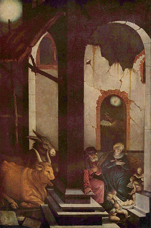 Entre le bœuf et l'âne gris - Marktsack, mittelalterlicher Dudelsack, Weihnachtslieder