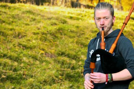 Mittelalter Dudelsack lernen - Wissenswertes zur German Smallpipe