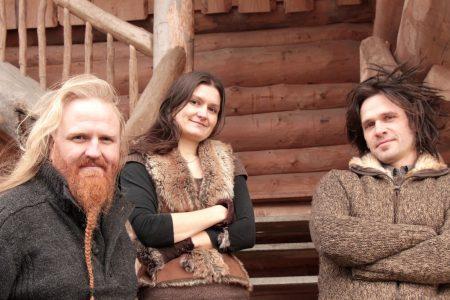 Edda Sånger - nordisch, folkig, episch! - folkReviews: Musikrezensionen