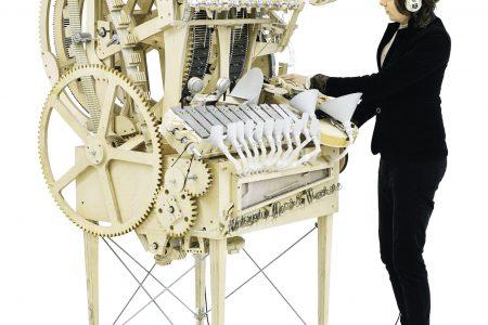 Das musst Du gesehen haben! Die Marble Music Machine von Wintergatan - Folk COMMON: Dies & Das