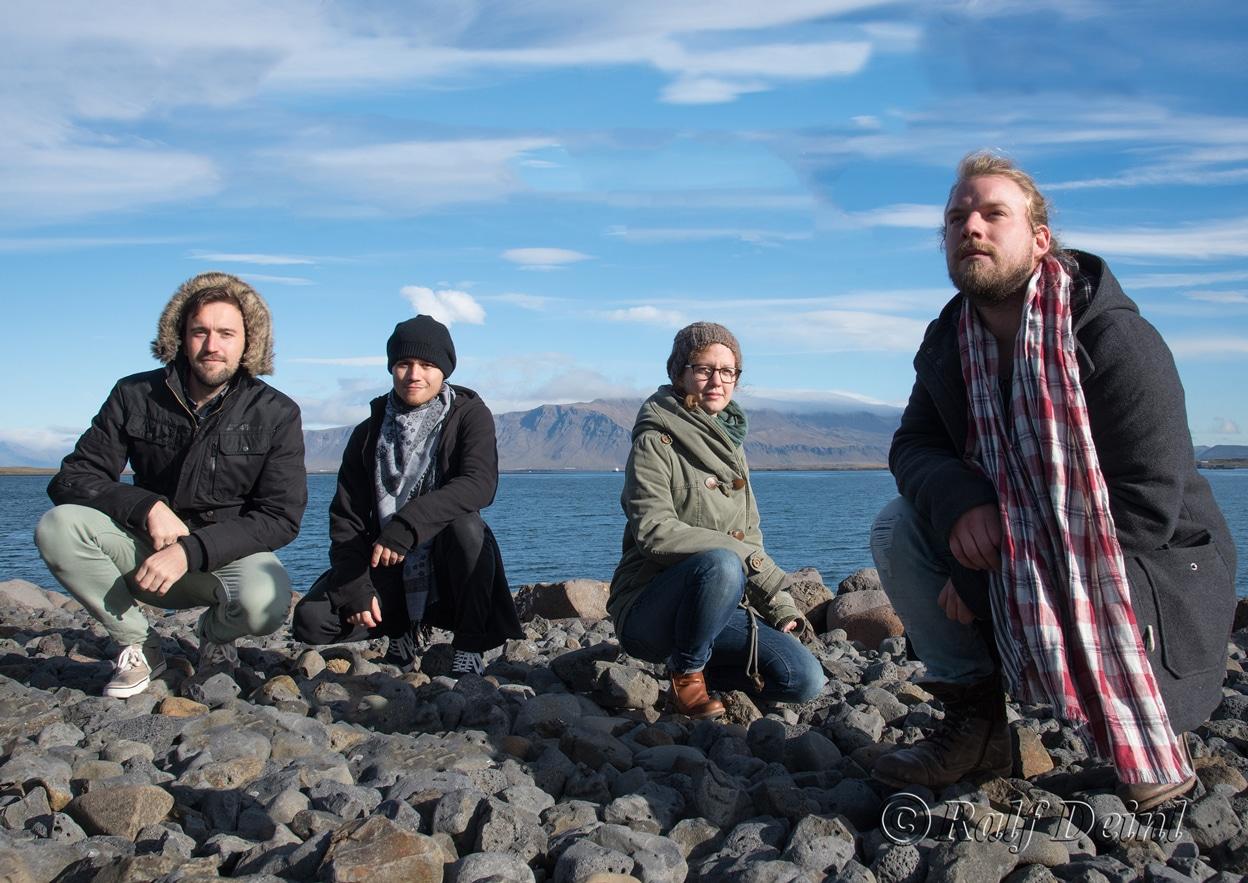 Indie-Folk-Quartett aus Marl -