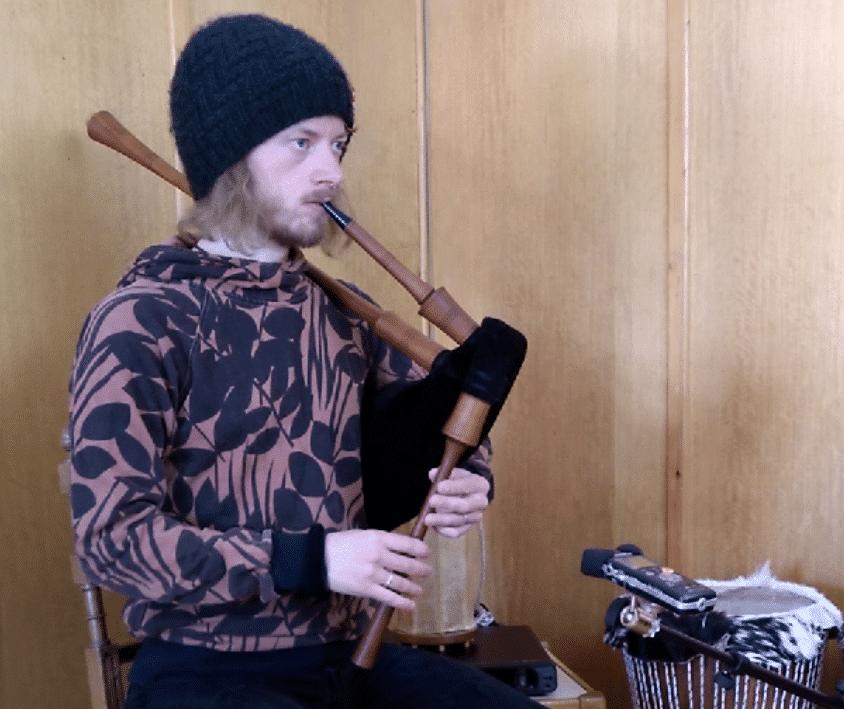 """Neuer Tune """"Unter Holz"""" für German Smallpipe -"""