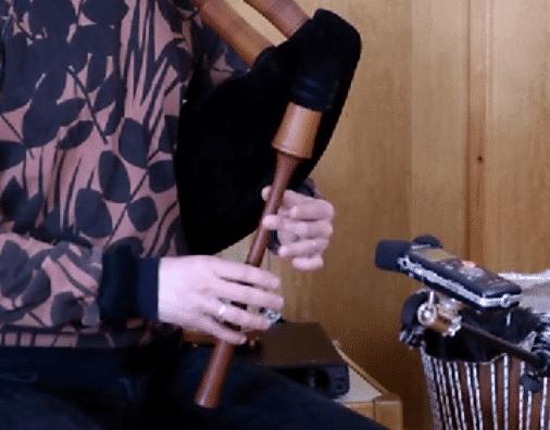 """Interpretation aus """"Conan der Barbar"""" - Bagpipe, Hümmelchen, Marktsack, Mittelalter, Noten, Soundtrack"""