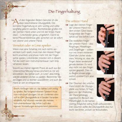 Die Sackpfeifen-Fibel 1 - Mittelalterlichen Dudelsack lernen mit Erfolg -