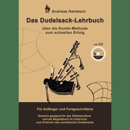"""Titelseite von """"Das Dudelsack-Lehrbuch"""