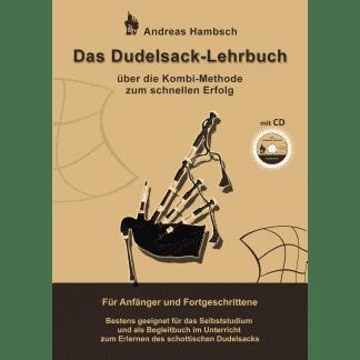 Das Dudelsack-Lehrbuch für schottischen Dudelsack