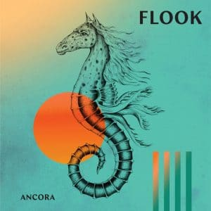 "Cover des Albums ""Ancora"" von Flook"