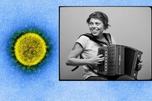 Anne Niepold in Zeiten der Coronakrise