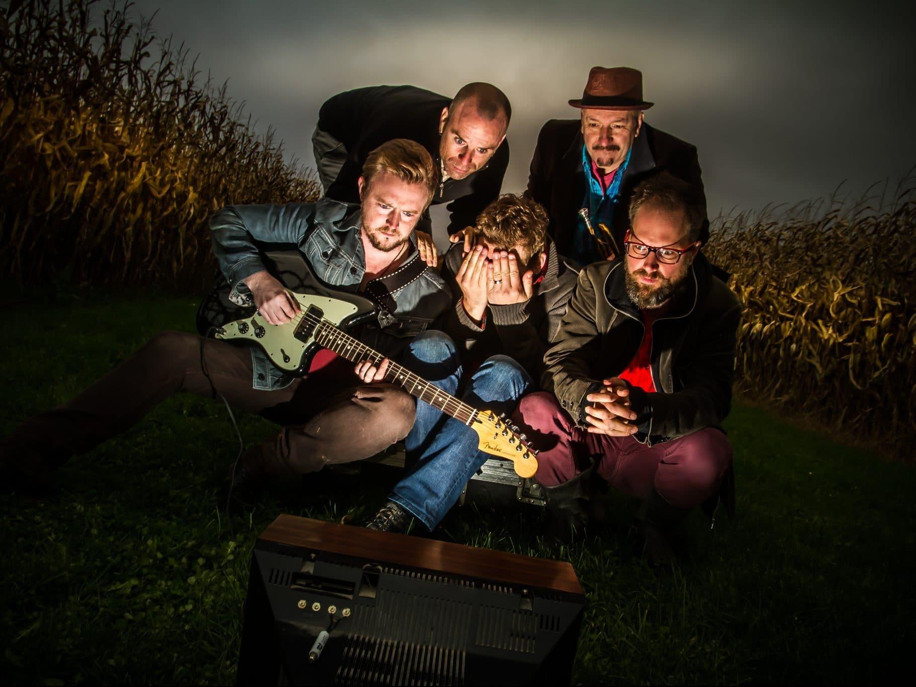 """The Archer's Parade"" von Enter The Haggis: Canadian Celtic rockt! - folkBlog"